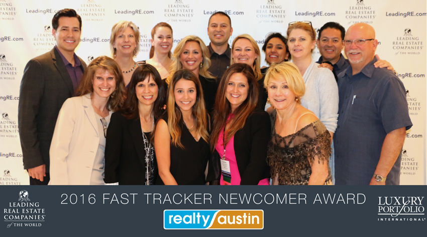 Image of Realty Austin Agents at LRE Summit