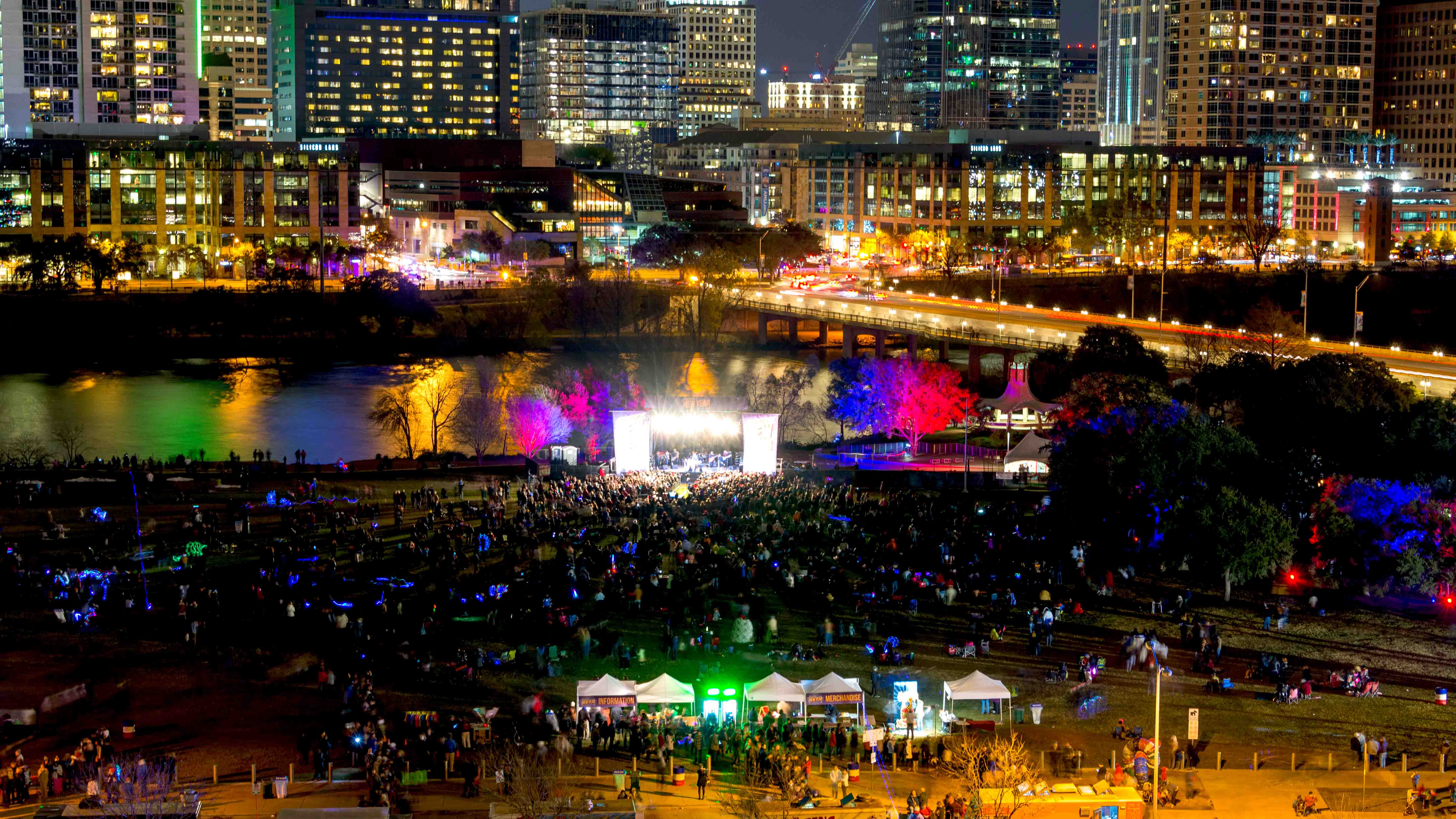 Image of Austin's New Year 2019