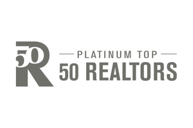 Realty Austin Congratulates Platinum Top 50 Award Winners