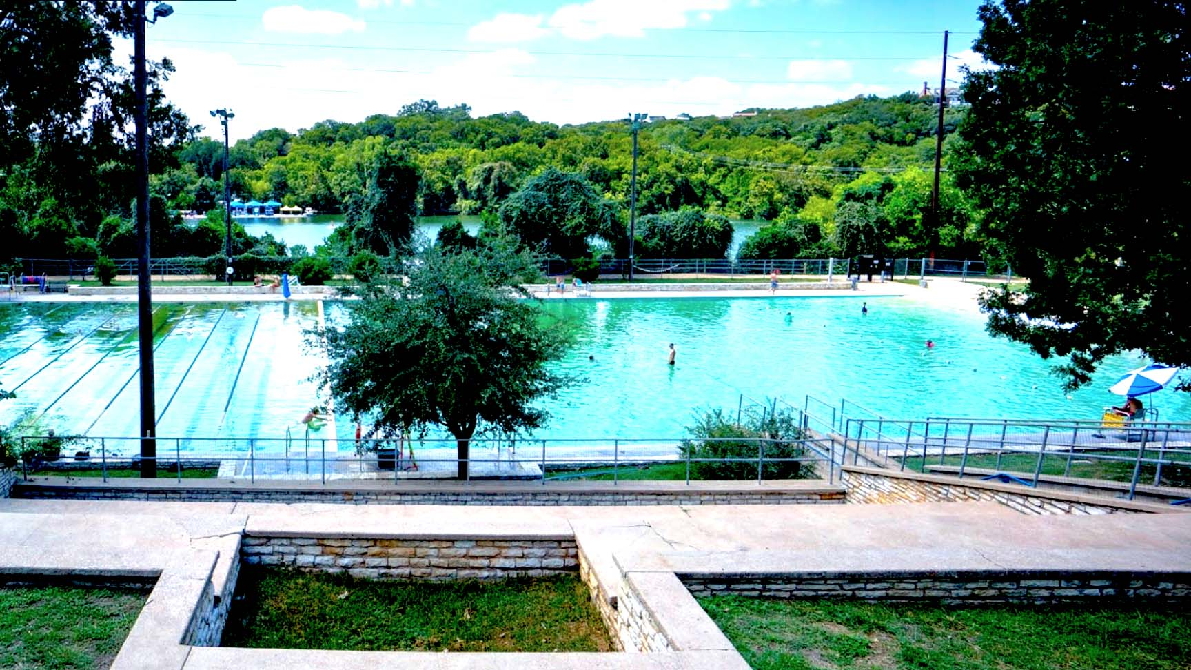 Image of Deep Eddy Pool