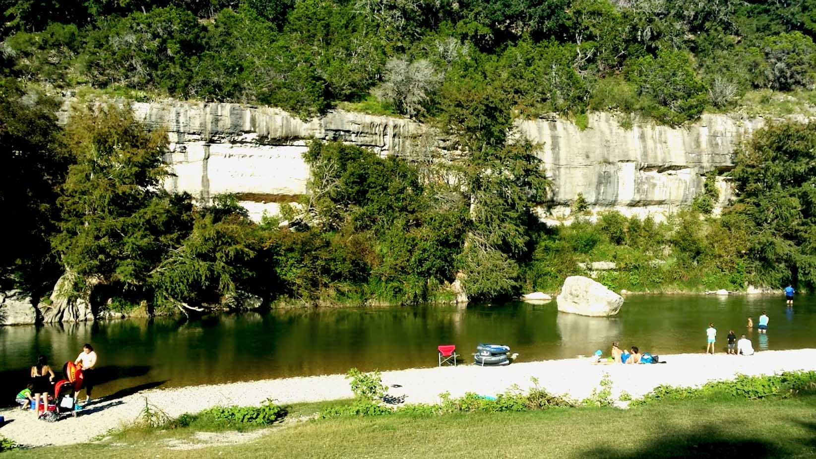 Image of Guadalupe River State Park