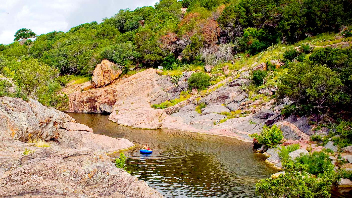 Image of Inks Lake State Park
