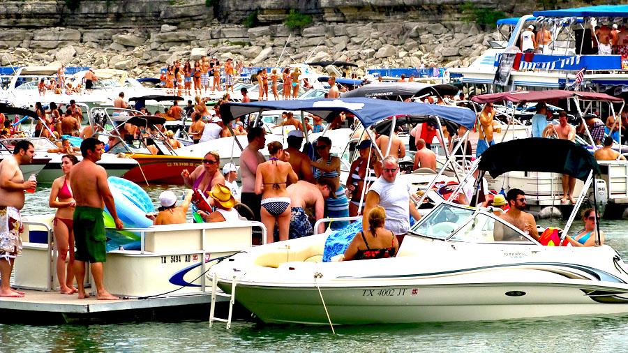 Image of Lake Travis Yacht Rentals