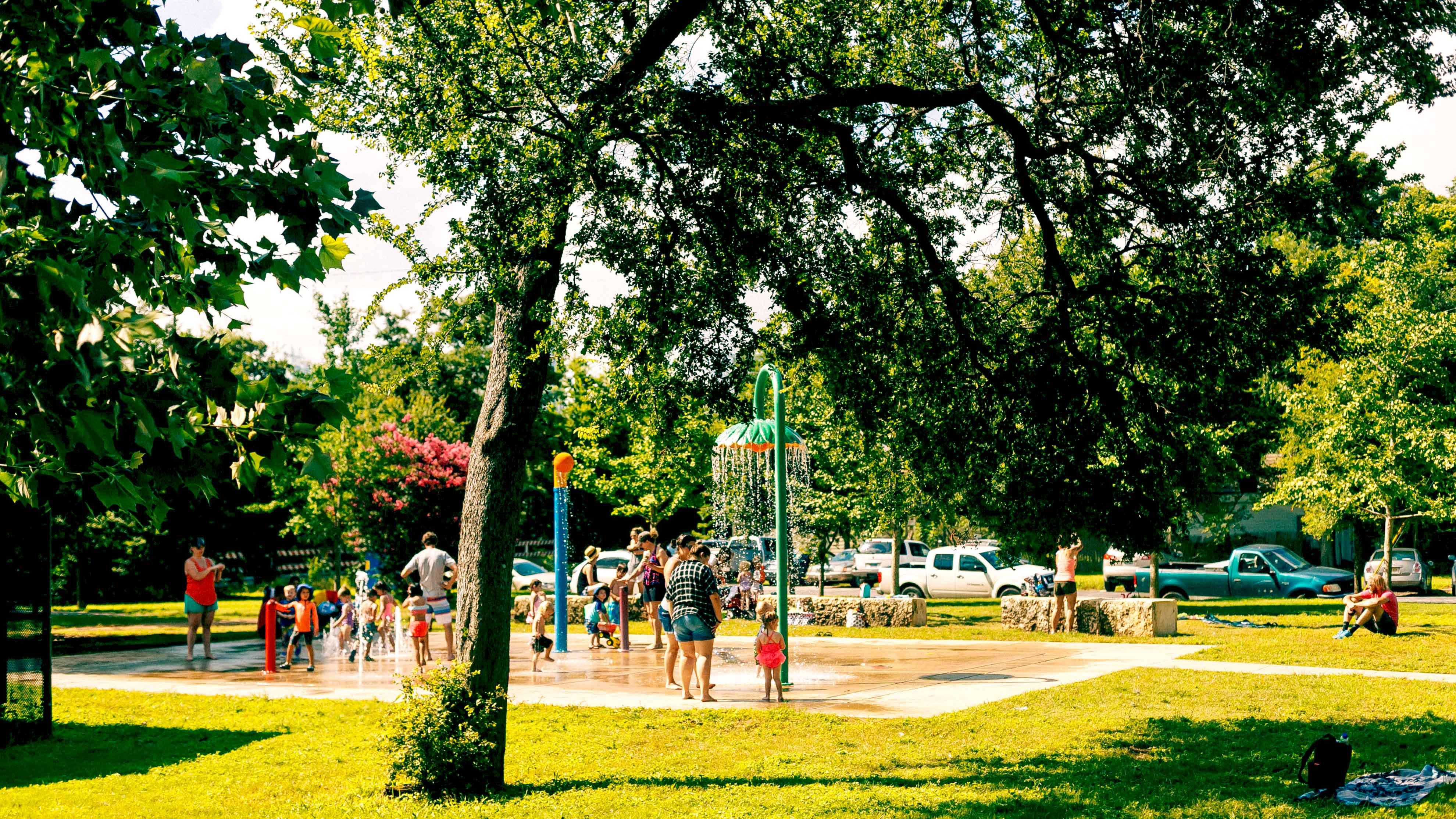 Image of Pease Splash Park
