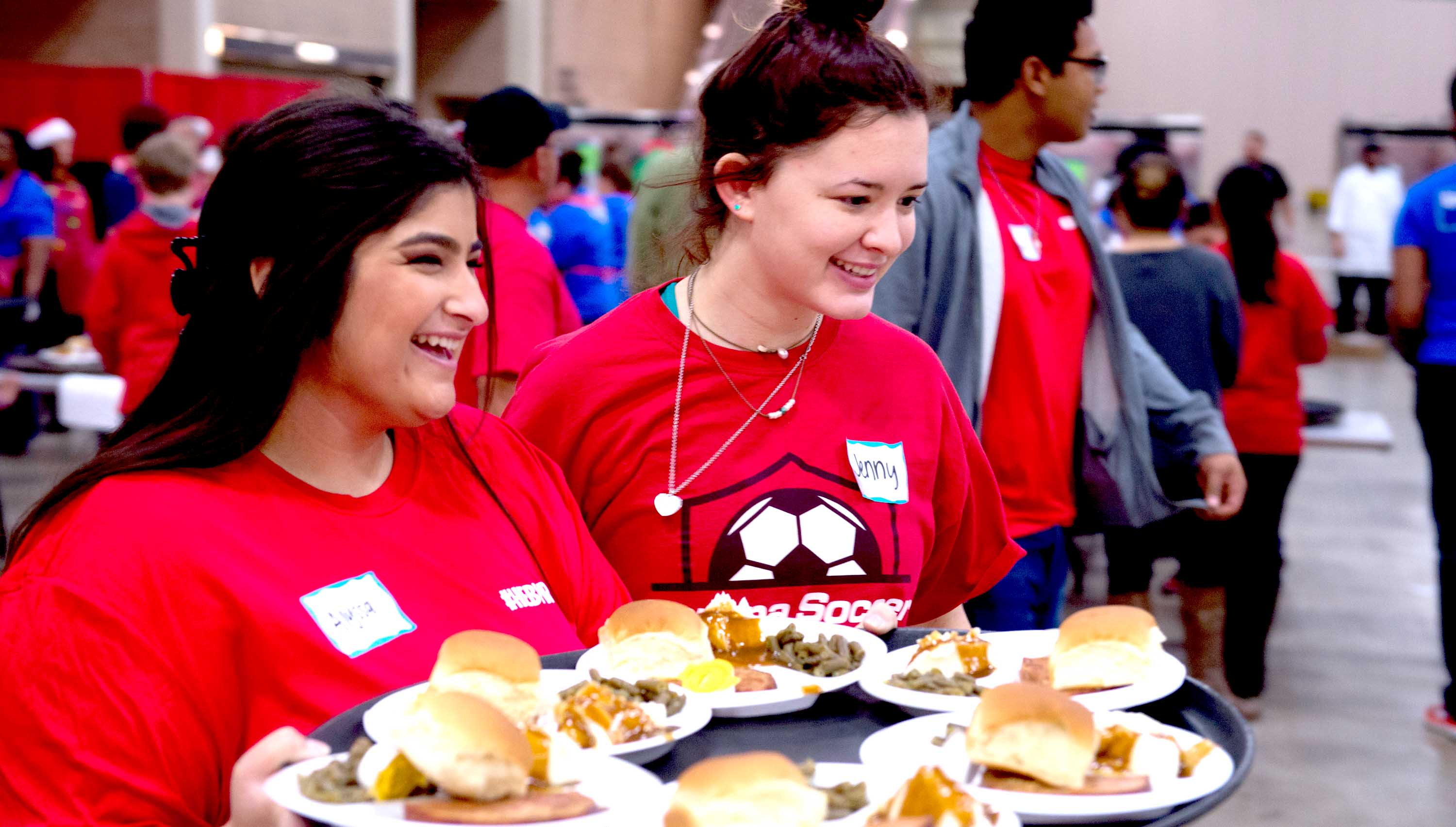 Image of H-E-B Feast of Sharing
