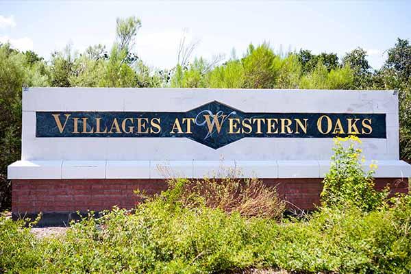 South Austin Neighborhoods - Western Oaks