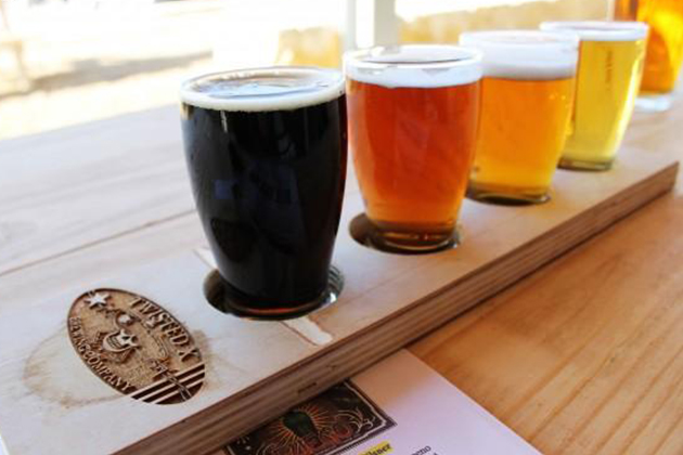 Twisted X - Austin's Top 10 Craft Breweries