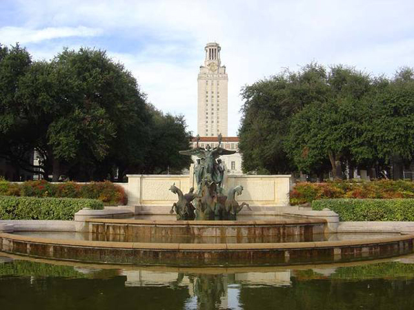 University of Texas Tower - Realty Austin