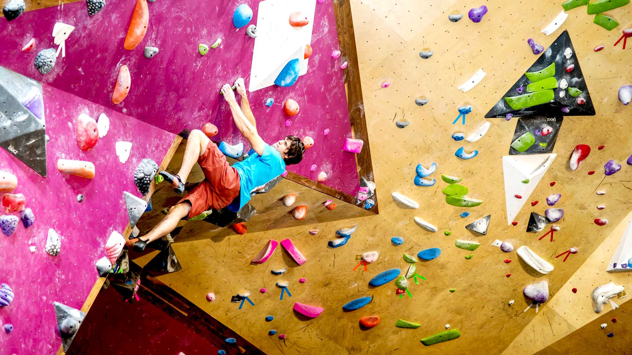 Image of Crux Climbing Date Night