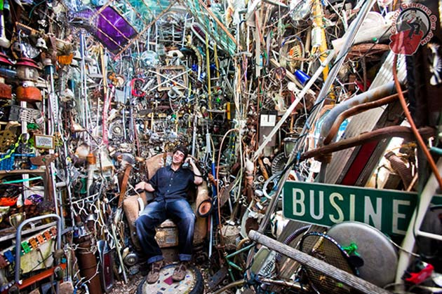 AtoX List for Austinites - Cathedral of Junk - Realty Austin