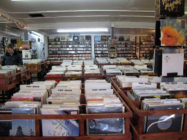 AtoX List for Austnites - End of an Ear Records - Realty Austin