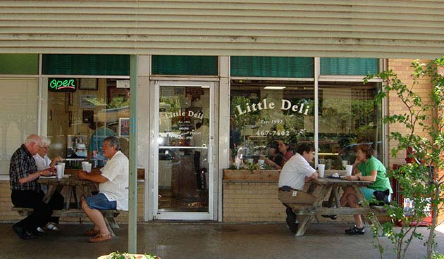 AtoX List for Austinites - Little Deli - Realty Austin