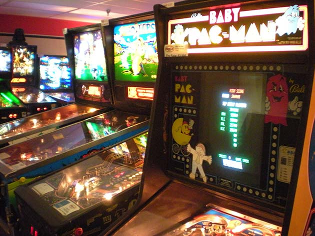 AtoX List for Austinites - Pinballz Arcade - Realty Austin