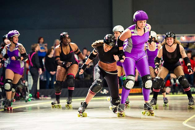 AtoX List for Austinites - Texas Rollergirls - Realty Austin