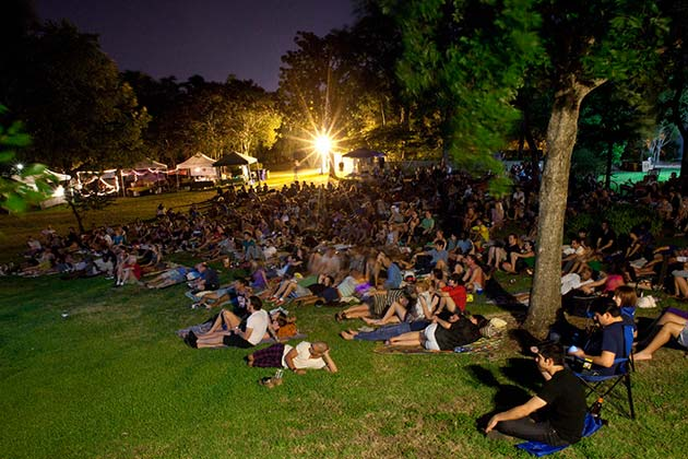 AtoX List for Newbies - 101X Summer Cinema Series - Realty Austin