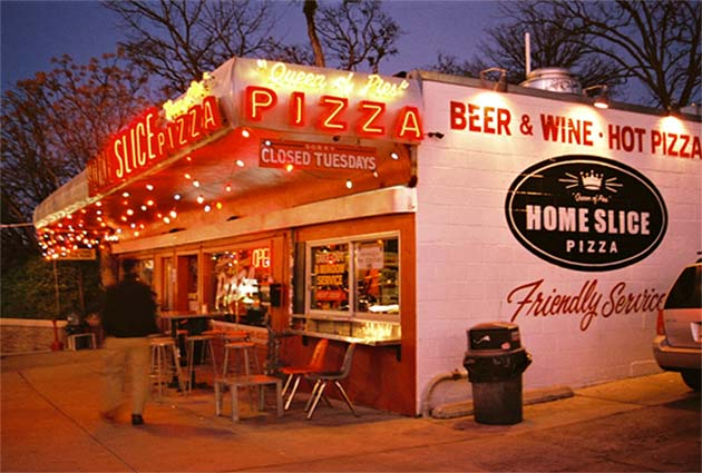 AtoX List for Newbies - Home Slice Pizza - Realty Austin