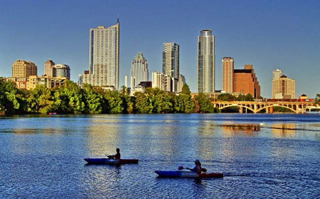AtoX List for Newbies - Kayak on Town Lake - Realty Austin