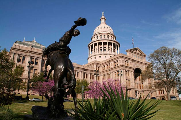 AtoX List for Newbies - Texas State Capitol Building - Realty Austin