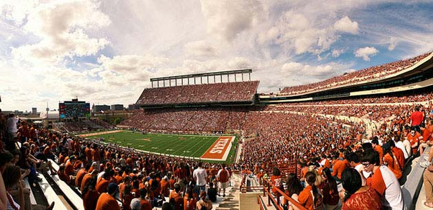 AtoX List for Newbies - Longhorn Football Game - Realty Austin