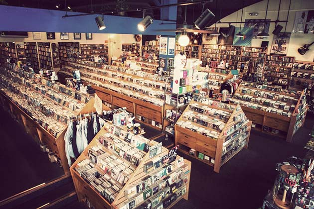 AtoX List for Newbies - Waterloo Records - Realty Austin