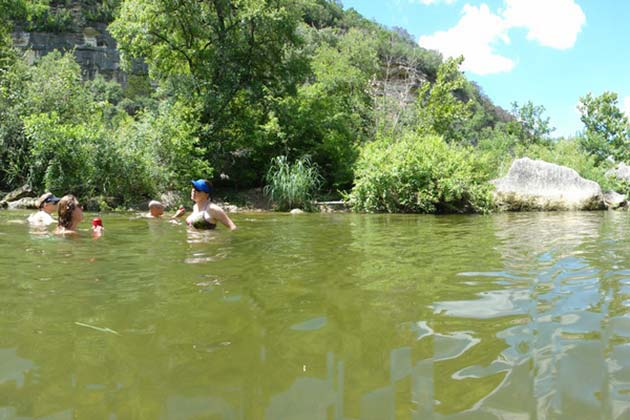 The Definitive Guide to Austin's Best Swimming Holes - Gus Fruh - Realty Austin
