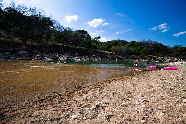 The Definitive Guide to Austin's Best Swimming Holes - Reimer's Ranch - Realty Austin