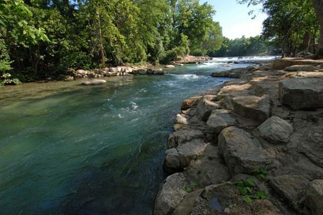 The Definitive Guide to Austin's Best Swimming Holes - San Marcos River - Realty Austin